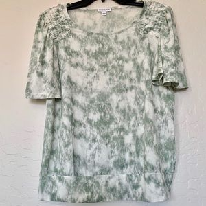 Luxology BLOUSE TOP NWOT